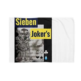 SiebenJoker'sグッズ Blankets