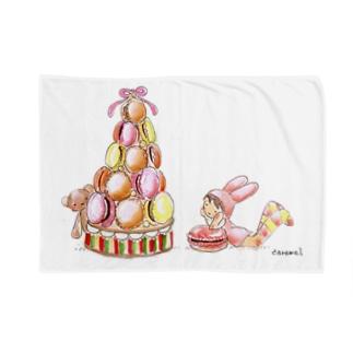 macaron Blankets