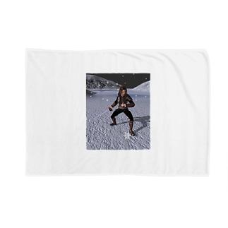 吹雪く戦闘 Blankets