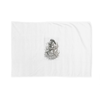 エイリアン Blankets