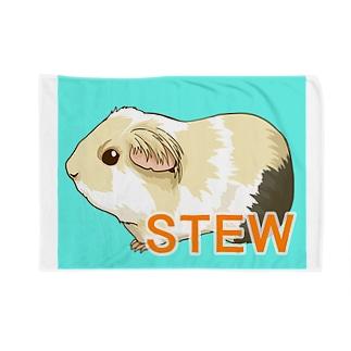 STEWちゃん Blankets