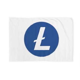 Litecoin ライトコイン ブランケット