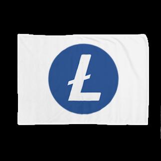 OWLCOIN ショップのLitecoin ライトコイン Blankets