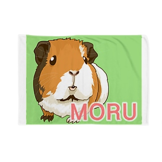 MORUちゃん Blankets
