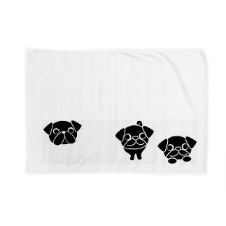 ぱふ屋さんオリジナル♥︎ Blankets