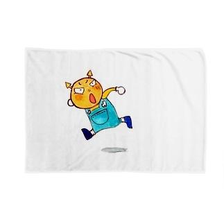 ミュータン Blankets