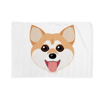 かわいい柴犬 Blankets