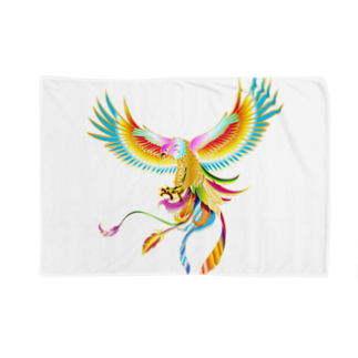 Drecome_Designの鳳凰鷲 Blankets
