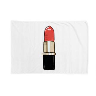 Lipstick Blankets