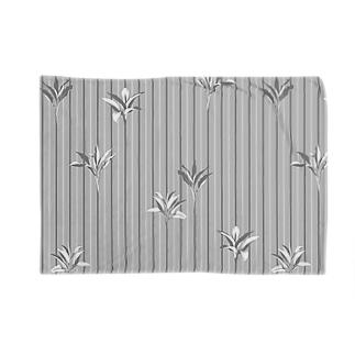 ドラセナの葉っぱ🌿ストライプ Blankets