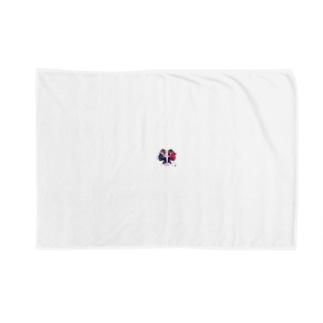 かっぽー Blankets