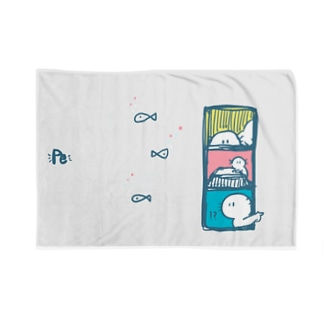ペーツィーの日常 Blankets