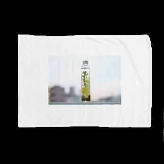 woiのハーバリウム(黄) Blankets