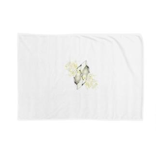 フェイクディガー「光の白い宝石」 Blankets