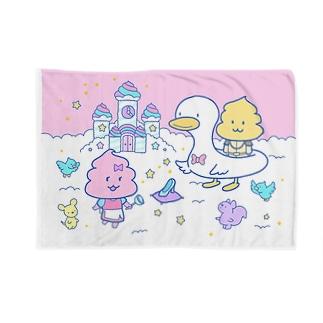 シンデレラブランケット Blankets