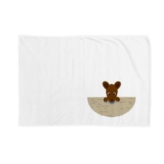 Baby Kangaroo Blankets
