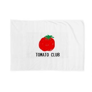 トマトクラブ Blankets