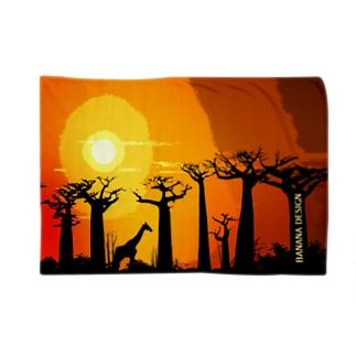 BAOBAB -MAMA AFRICAN SERIES- Blankets