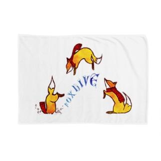 Drecome_DesignのFOX DIVE Blanket