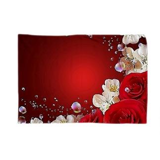 薔薇 Blankets