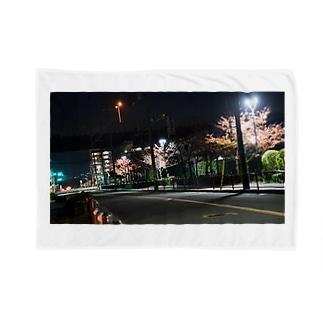 sakura Blankets