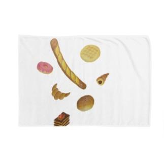 パンだぁいすき♡ Blankets