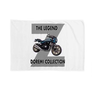 Doremi 900RS Blue Blankets