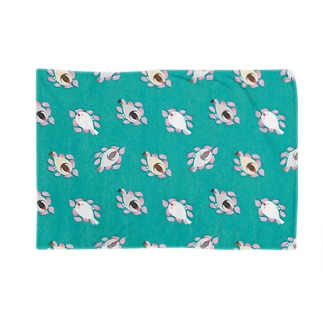 SAKURA BED 空色 Blankets