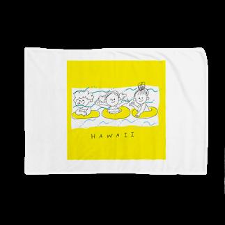ishiのハワイ Blankets
