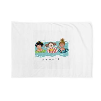 ハワイ Blankets