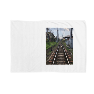 ADO15   〜貴様ら全員令和送りだ〜の街中の線路 Blankets