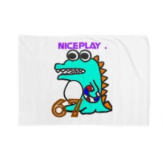 ワニワニパニック Blankets