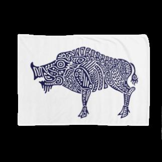 ヴンダーカンマーの亥 Blankets