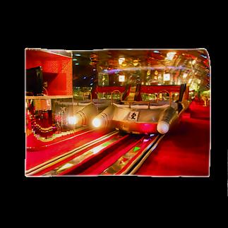 シカクの逢根あまみの昭和遺産ラブホテル Blankets
