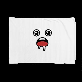 犬田猫三郎のよだれ Blankets