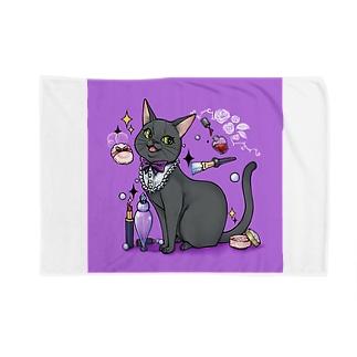 オシャレキャット Blankets