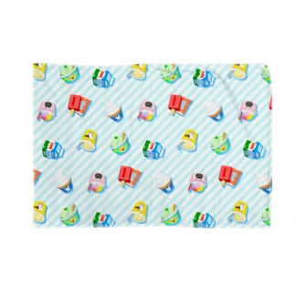 くりぷ豚 育成アイテム Blankets