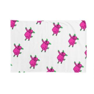ぶた 増毛 Blankets