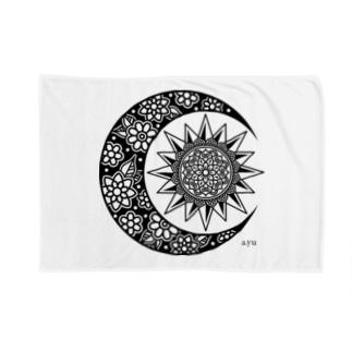 Pri Mandala Blankets