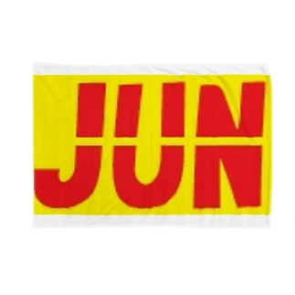 JUN  グッズ 4 Blankets