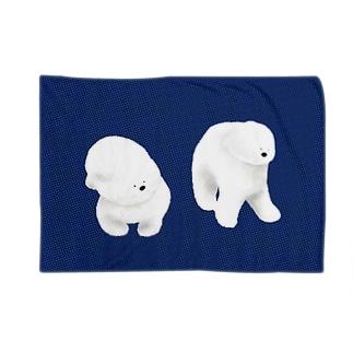 不思議なワンちゃん Blankets