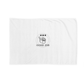 rokugatsunoumiのGOOD JOB Blankets