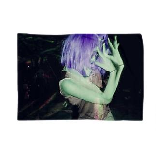 purple Blankets