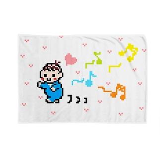 べびちゃん Blankets