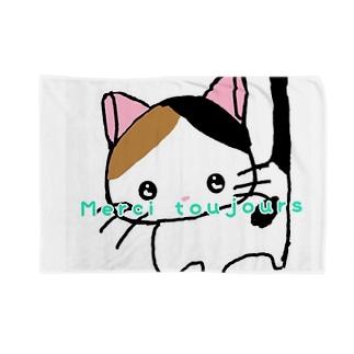 ねこちゃん Blankets