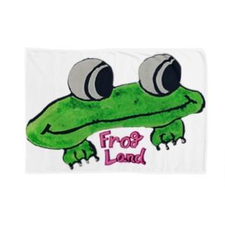 FrogLand Blankets