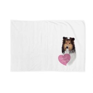 Shetland Sheepdog(シェルティ) Blankets