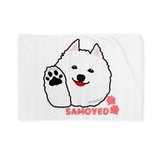 モフハチロウ Hi! Blankets