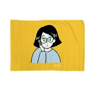 GWちゃん Blankets
