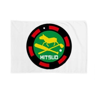 パ紋No.3365 MITSUO  Blankets